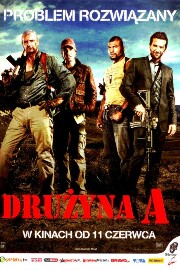 Drużyna A / The A-Team (2010)