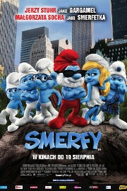 Smerfy / The Smurfs (2011)